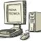 29156555-Una-caricatura-de-una-computadora-de-escritorio-de-estilo-retro--Foto-de-archivo